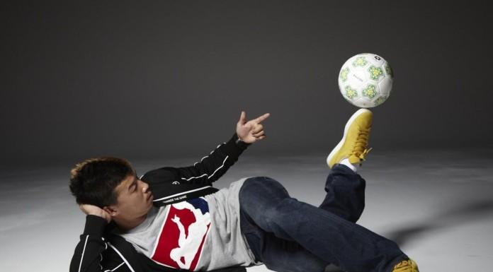 yosuke yokota freestyle soccer