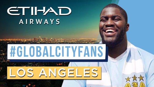 GlobalCityFans LA Street Football