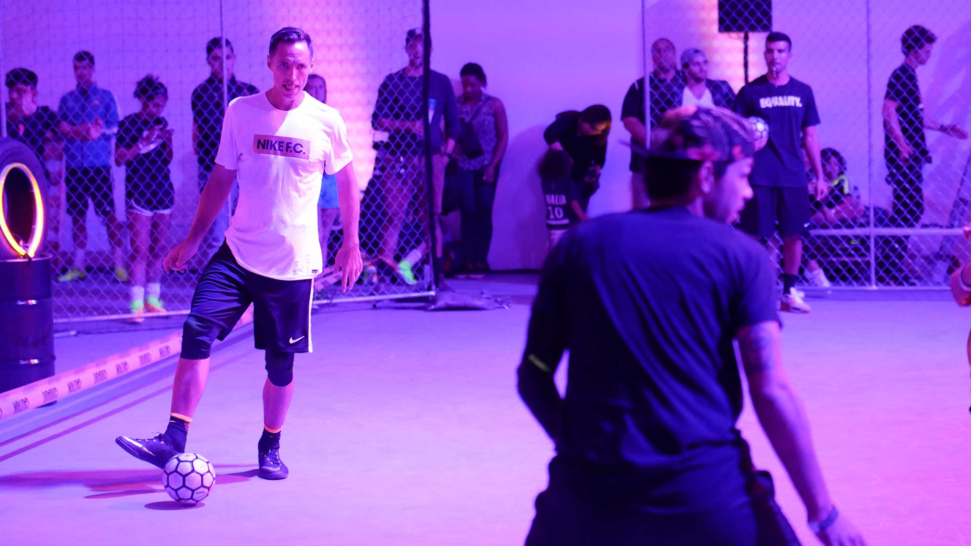Nike Strike Night LA