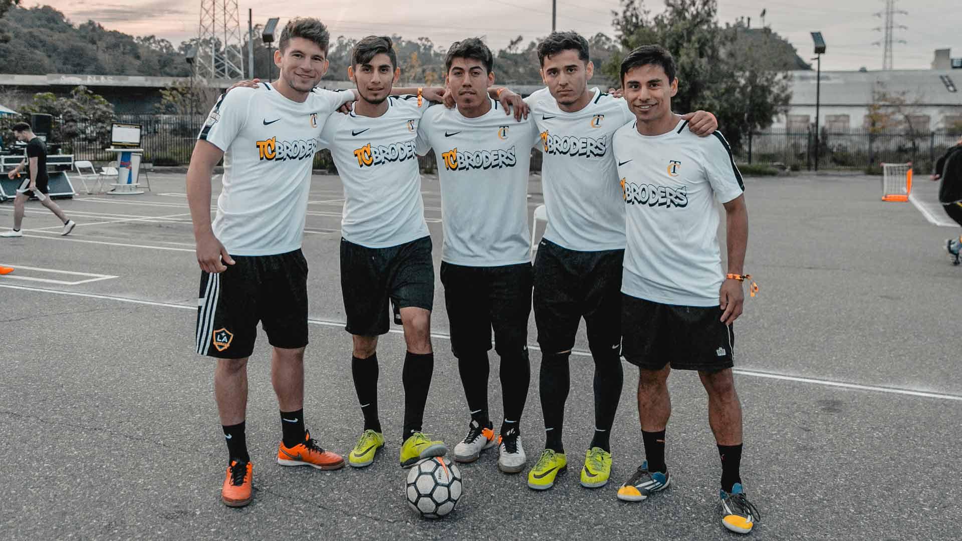 Red Bull Neymar Jr's Five Training Grounds