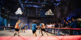 Adidas Tango League NY