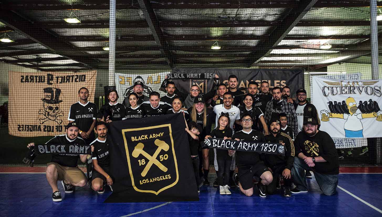 2017 LAFC Supporters Cup