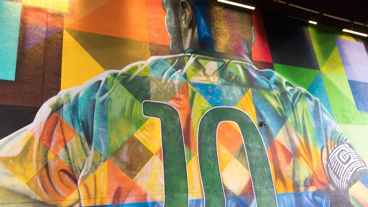 Nike Neymar Jr. Live East Los