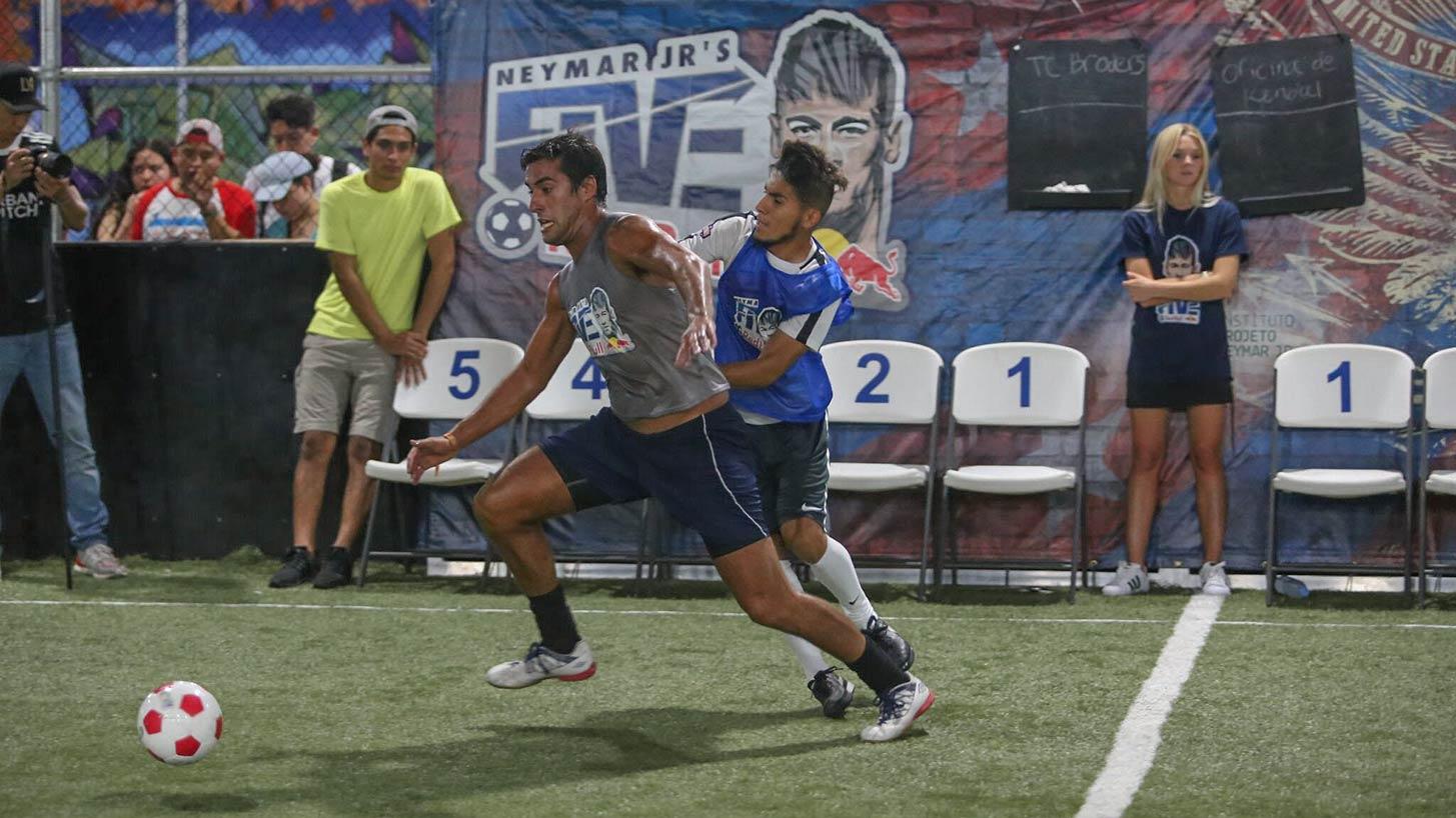 Neymar Jr's Five Miami Final