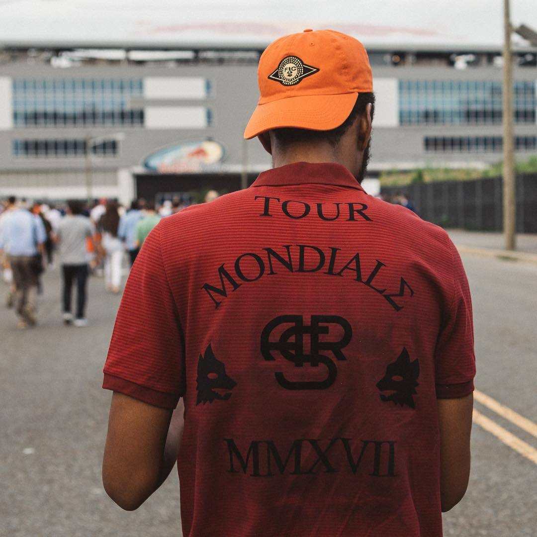 A.S. Roma X Nowhere F.C. Collab