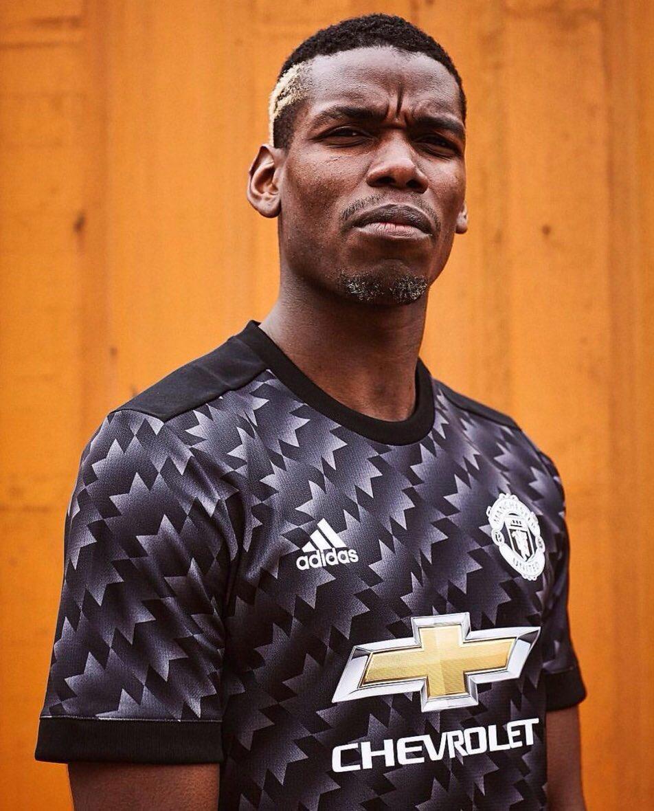 Manchester United Away Kit 17-18