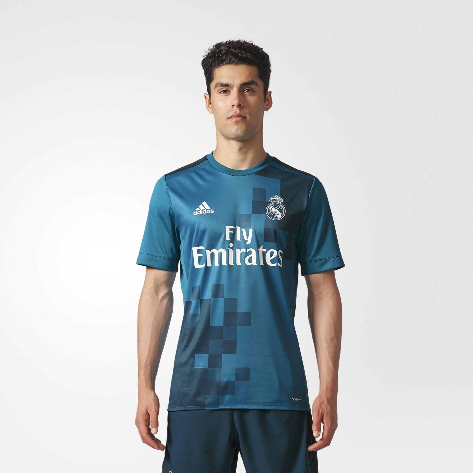 Real Madrid Alternate Kit 17-18