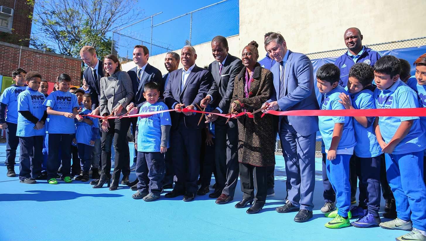 New York City Soccer Initiative