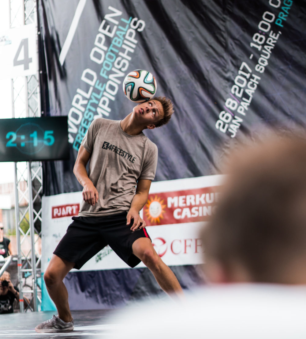 freestyle football competitions