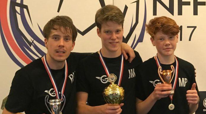 dutch freestyle football championships