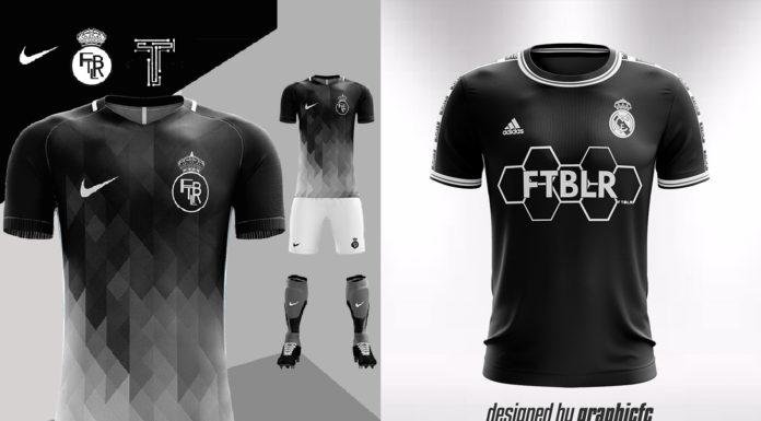 concept football kit