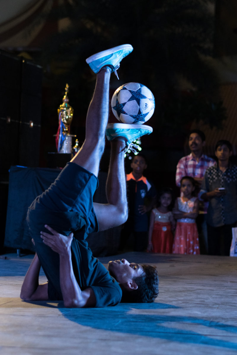 freestyle football india