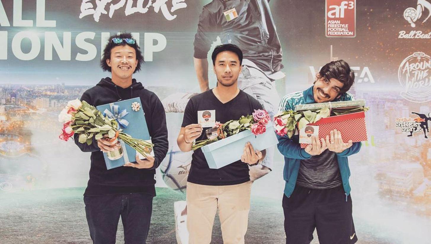 vietnamese freestyle championships