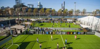 street soccer park