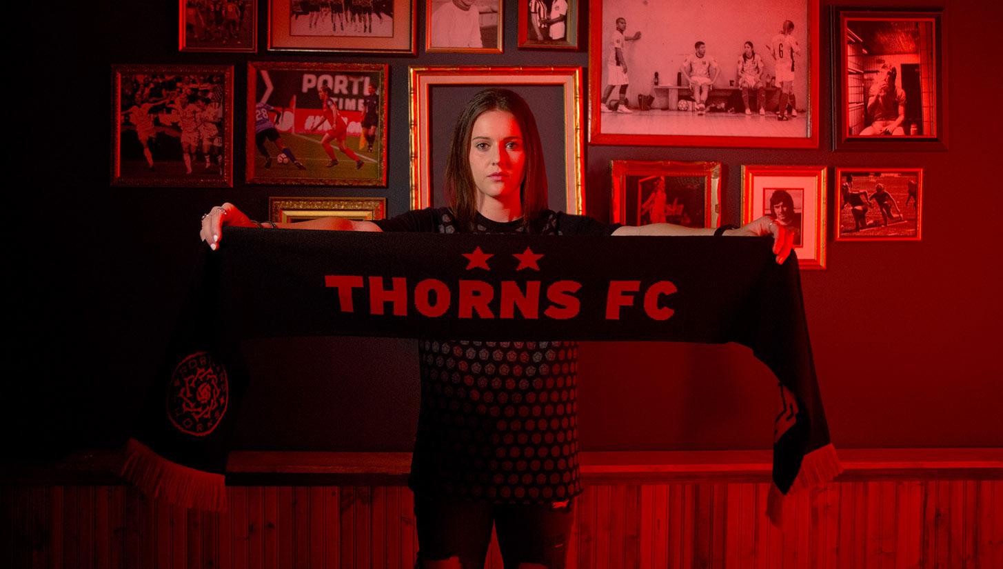 portland thorns live breathe futbol