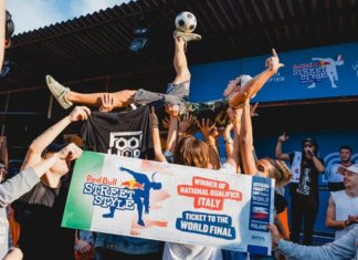 red bull street style italy