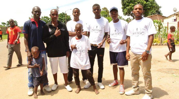 zimbabwe freestyle football
