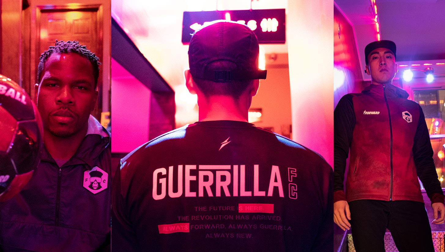 guerrilla fc forward