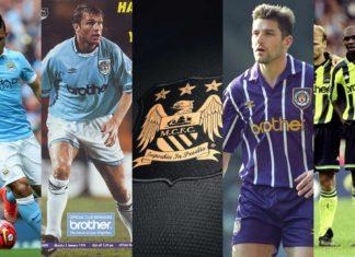 best manchester city kits