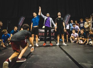 ultimate freestyle championships