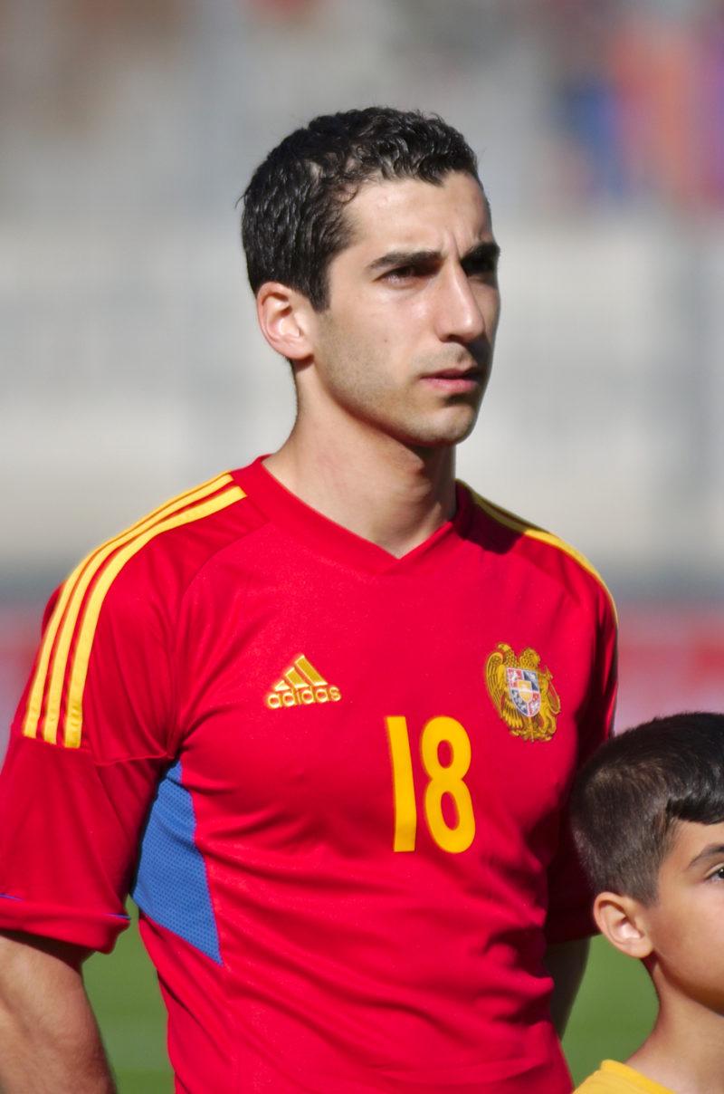 henrikh mkhitaryan europa league