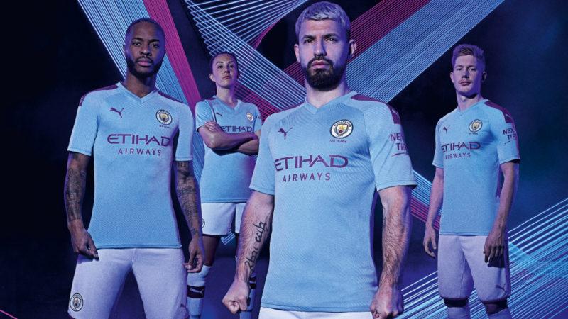 2019-20 football kits