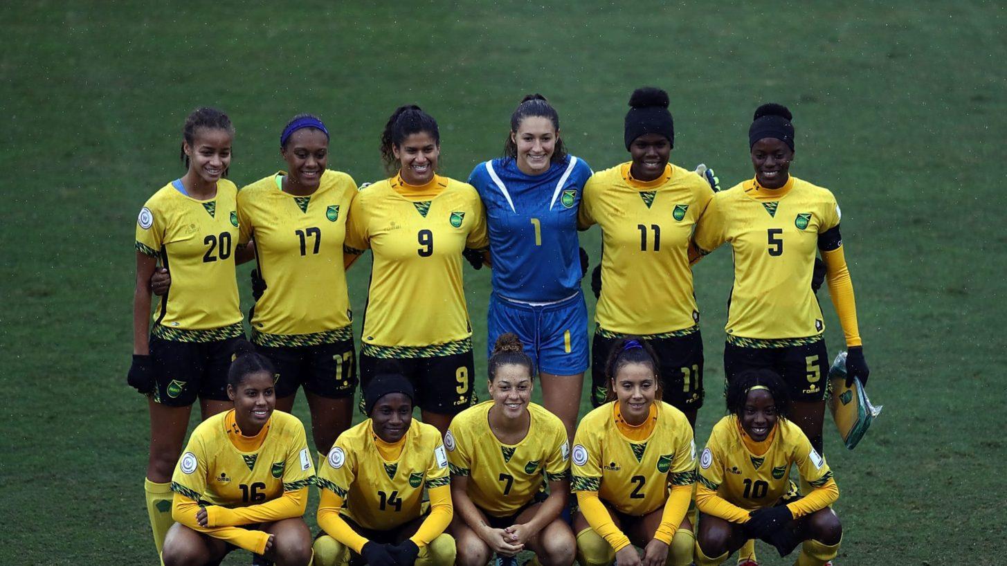 jamaican womens national team