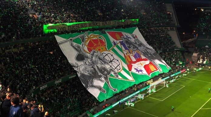 real betis supporters