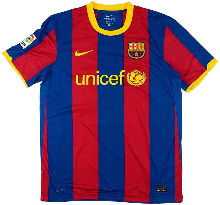 barcelona 2010 kit