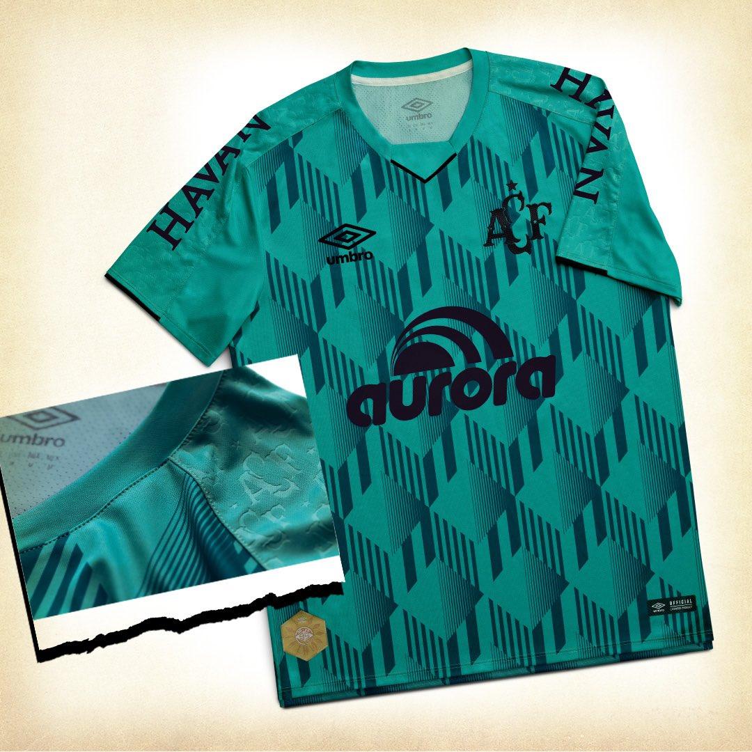 chapecoense third kit