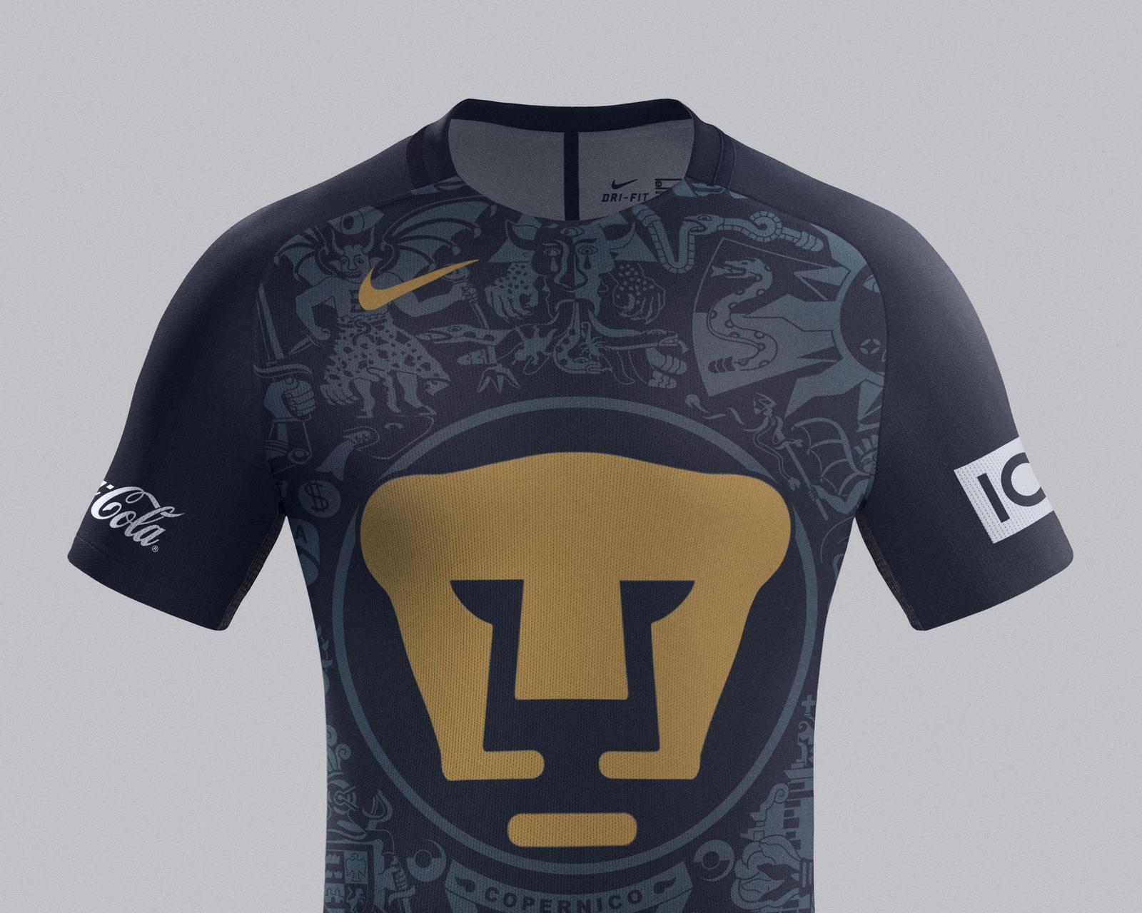unam 2016 kits