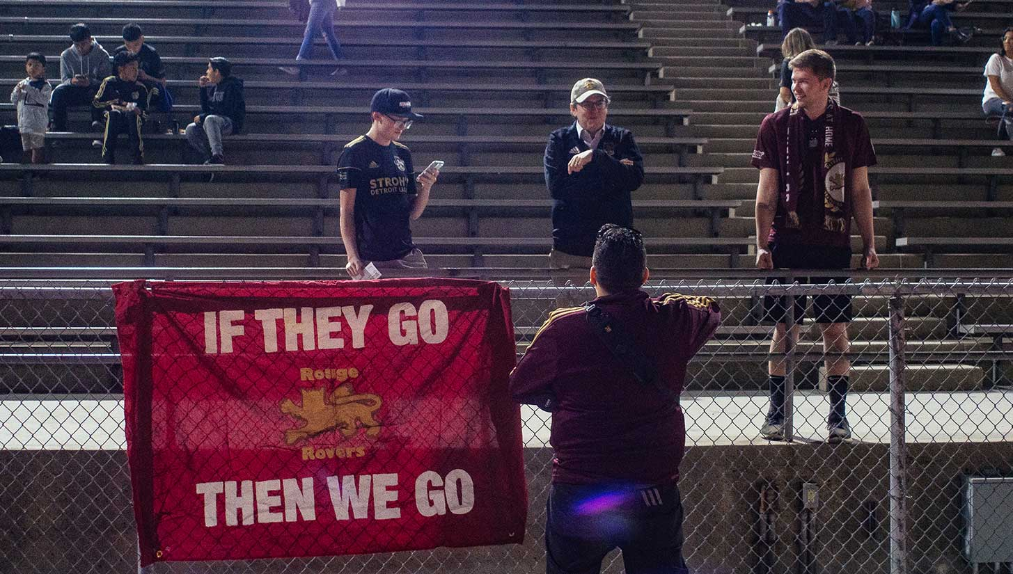 la force detroit city fc