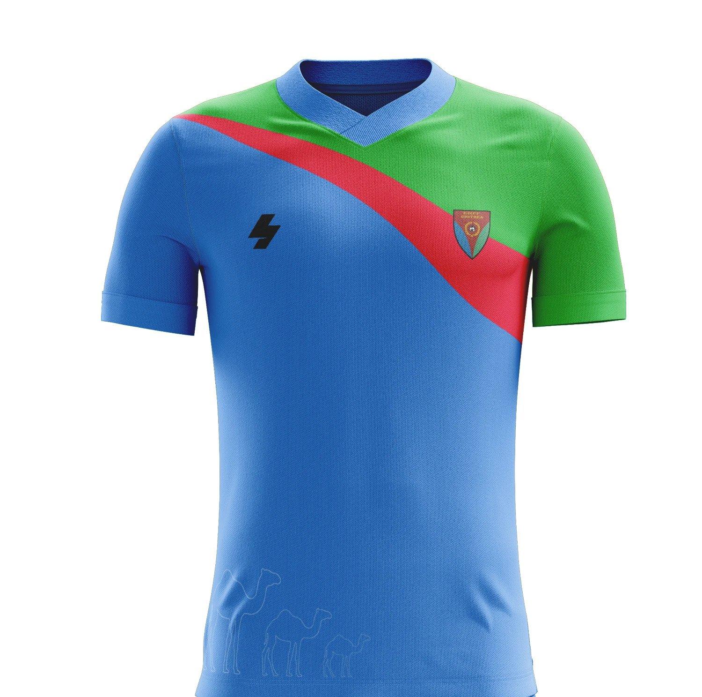 leyburn sports eritrea kit