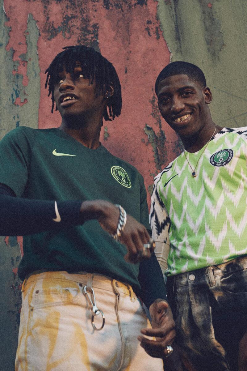 nike nigeria kit 2018