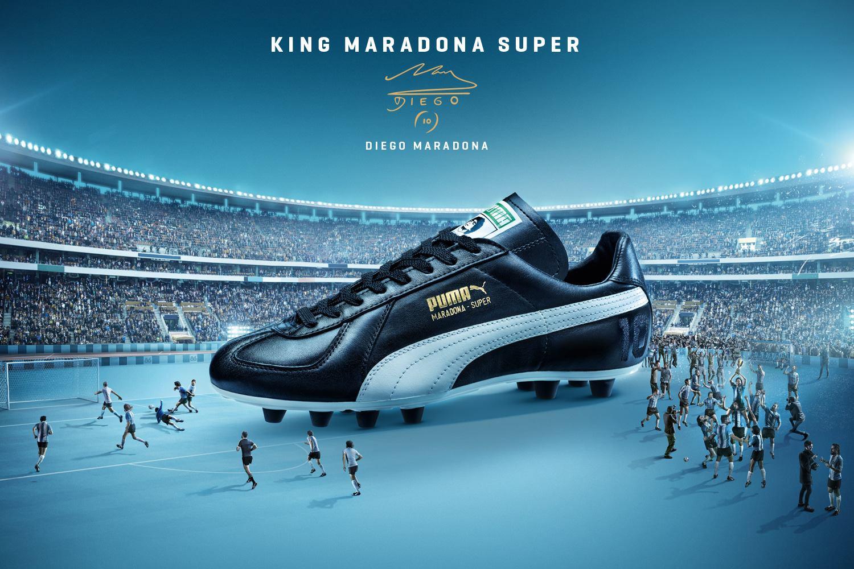 puma king maradona
