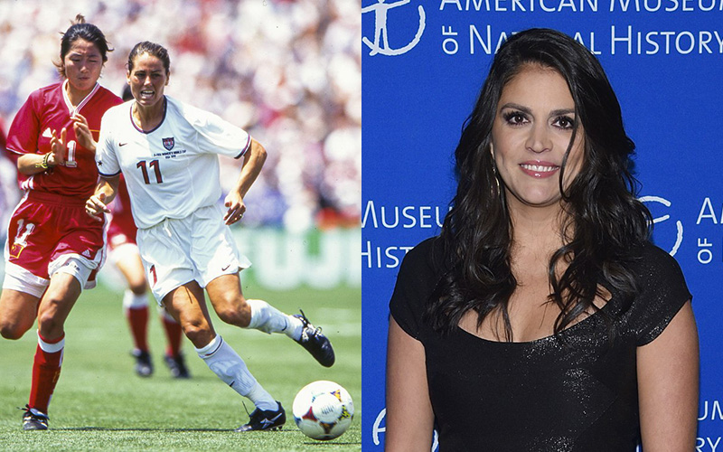 julie foudy cecily strong