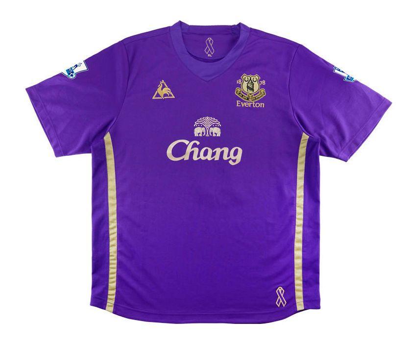 everton 2009-10 third kit