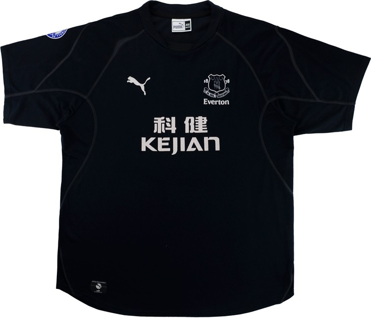 everton 2002-03 third kit