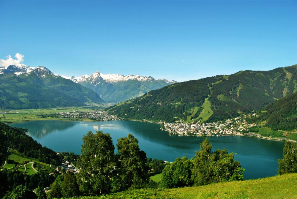 pinzgau austria