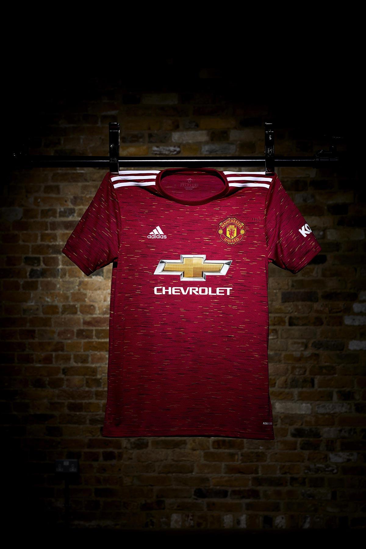 manchester united 2020-21 kit