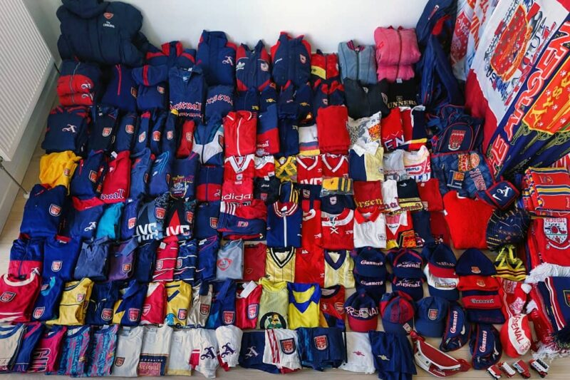 arsenal collection