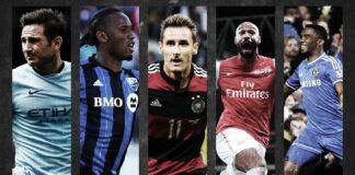 aging footballers