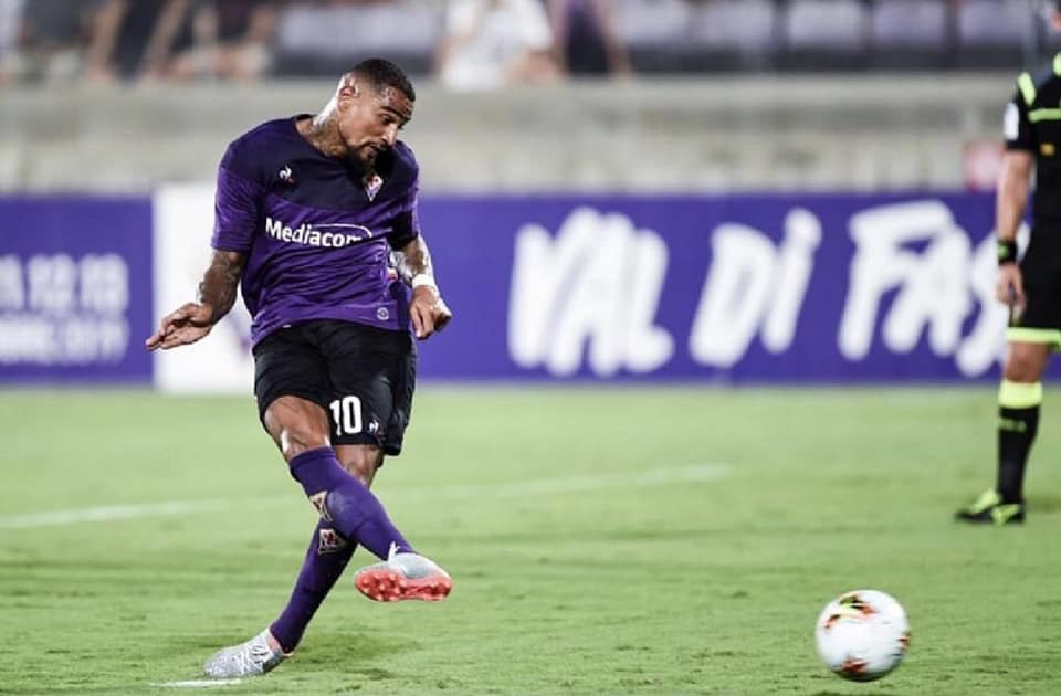 kevin prince boateng fiorentina