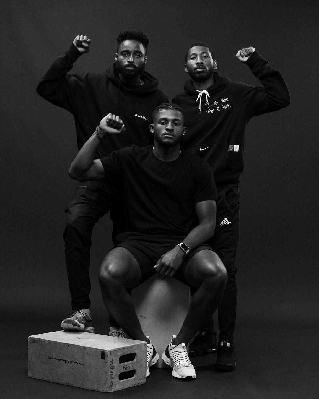 warren creavalle black players for change