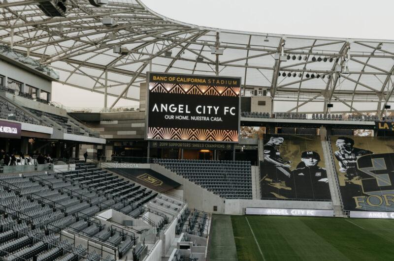 angel city fc banc of california stadium