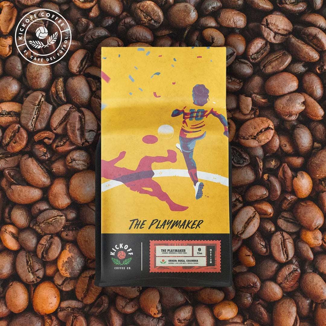 kickoff coffee