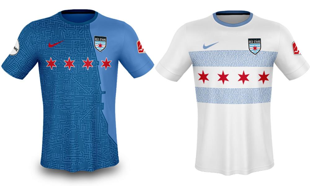 chicago red stars 2021 kits