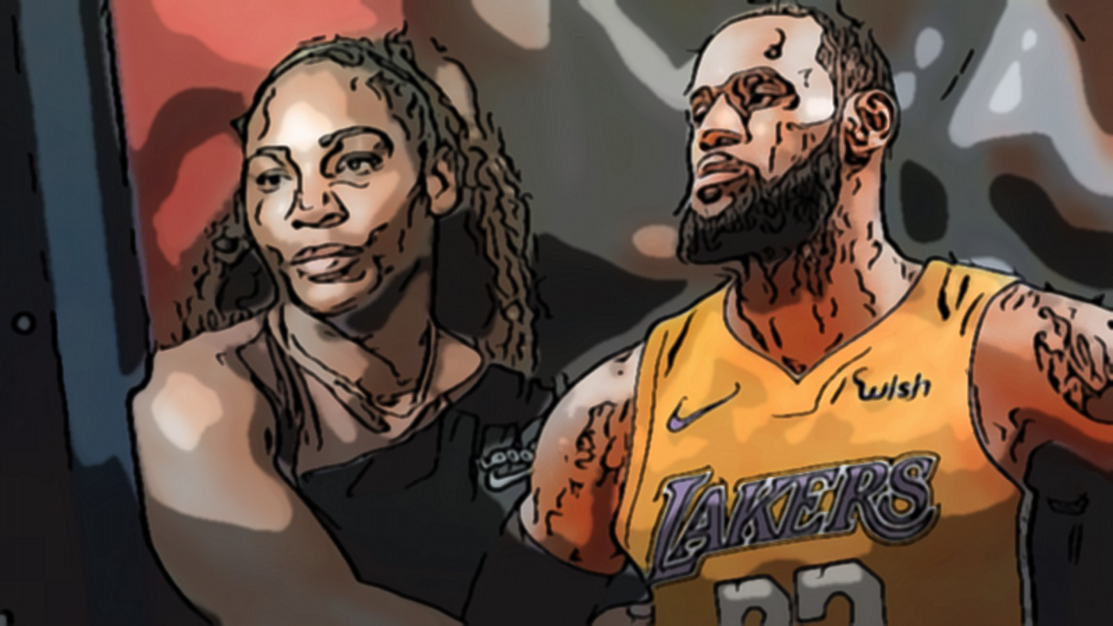 How Nike Used LeBron James, Serena Williams and Drake to Snatch ...