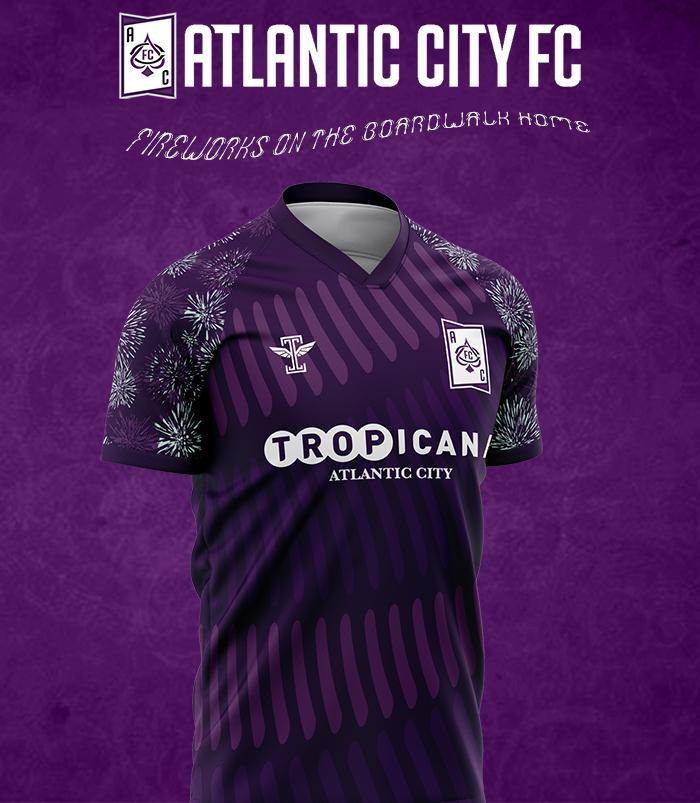 atlantic city fc kit
