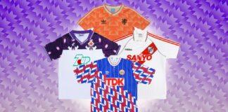 retro football kits